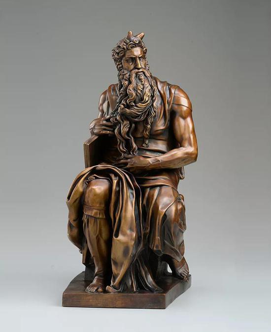 Michelangelo,Moses,2015 ,Bronze