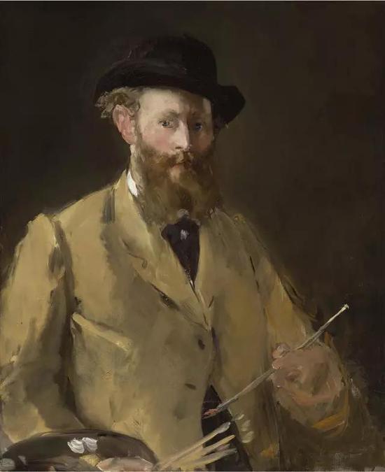 他是印象主义的奠基人 曾经影响莫塞尚和梵高等画家