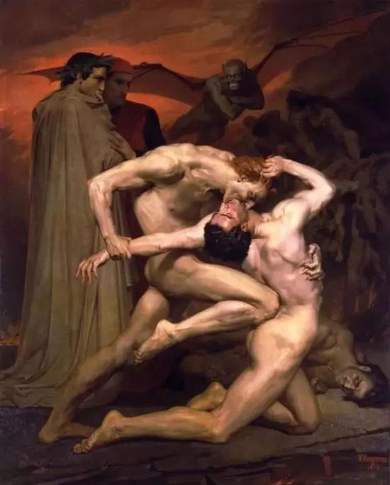艺术圈的暴力美学