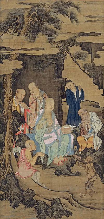 中国艺术品流转波士顿秘闻 由日本人点燃西方兴趣