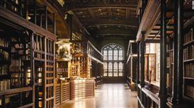 英国牛津大学图书馆