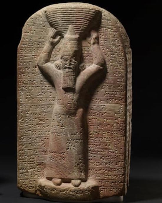 大英博物馆讲述亚述之王:艺术拼凑的统治者形象