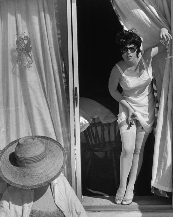 无题电影照片 7号,1978,辛迪·舍曼