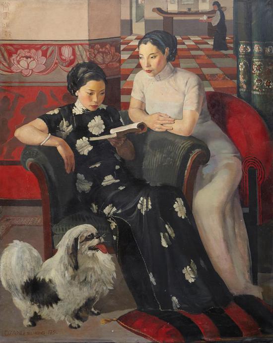 常书鸿 Chang Shuhong