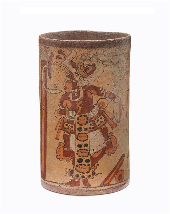 乐舞纹陶罐