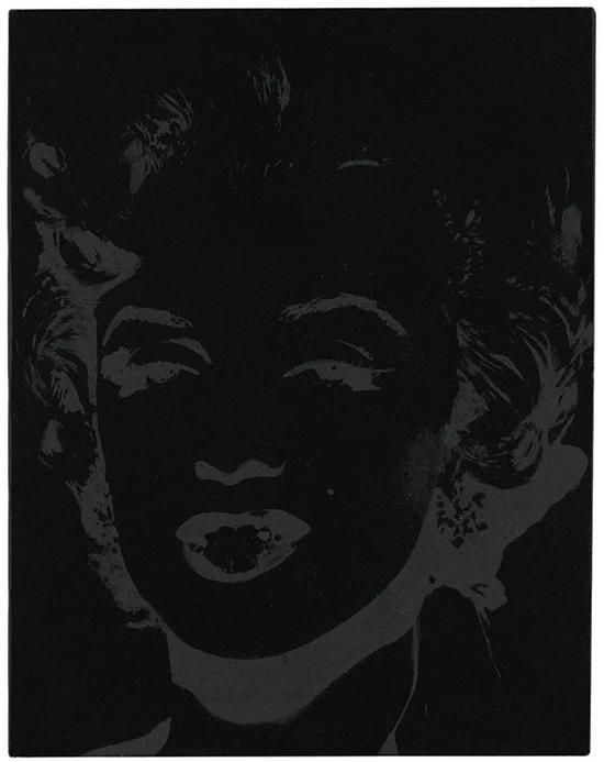 拍品编号717安迪·沃荷(1928-1987)《玛莉莲 (反转)》