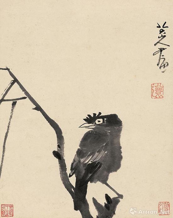 No.35朱耷