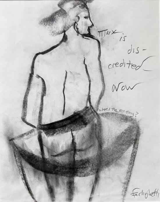 劳伦斯·费林盖蒂作品