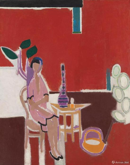 拍品编号307 法朗索瓦斯·吉洛(法国,1921年生)