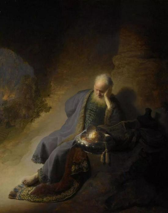 Jeremiah Lamenting the Destruction of Jerusalem, 1630