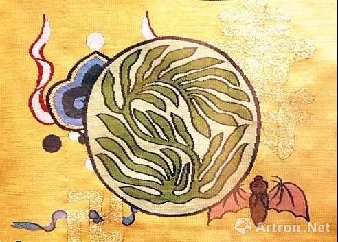 藻,取其洁净,象征帝王品行高洁。