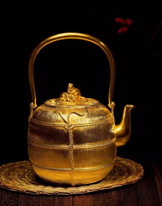 鼠来宝·金壶成交价:RMB