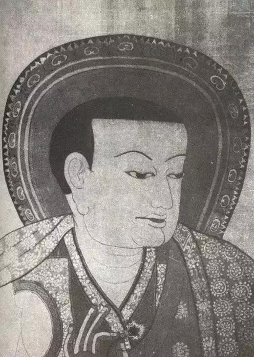 ▲ 萨迦派第五代祖师八思巴