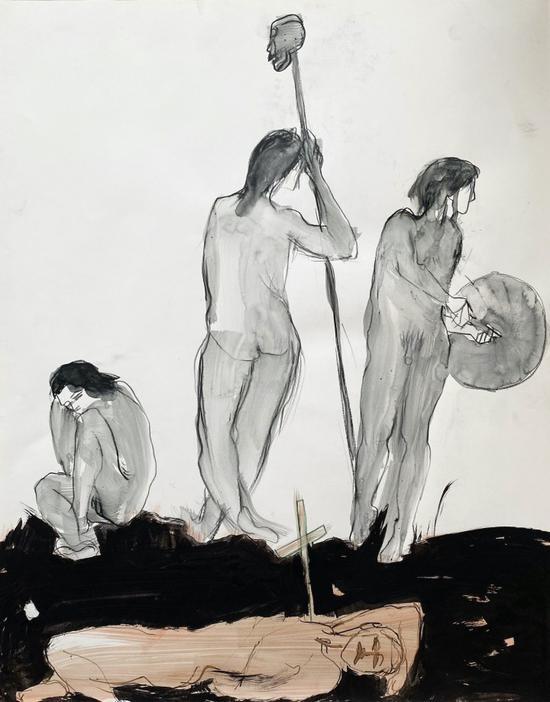 "Lawrence Ferlinghetti, ""Those Unrelenting Destinies"" (1983)"