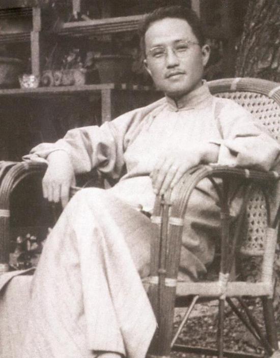 白蕉(1907—1969)