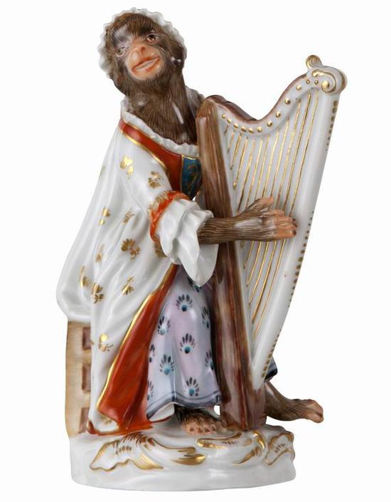 猴子乐团(1978——1979) 梅森瓷器博物馆