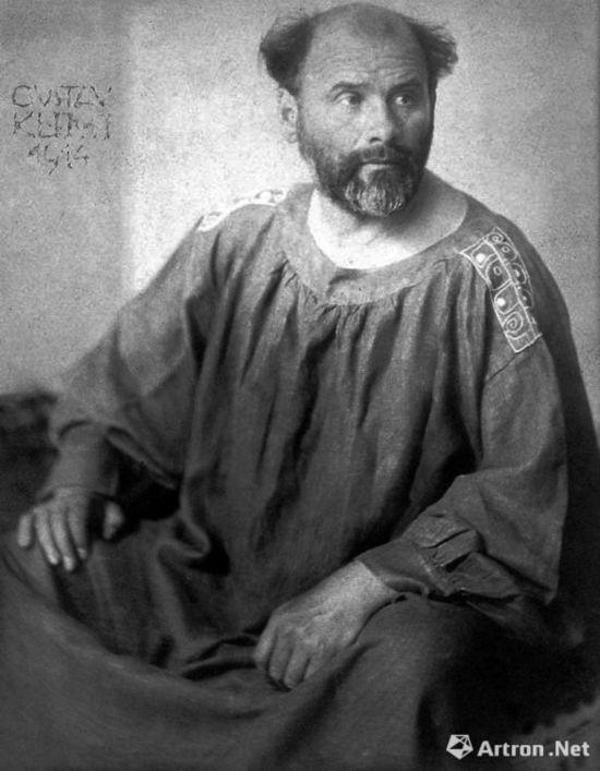 1918年2月6日,奥地利画家古斯塔夫·克里姆特(Gustav Klimt)辞世。