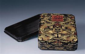 最后的文玩 集书画艺术与雕刻艺术于一身的铜墨盒