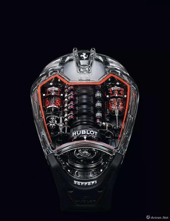 宇舶 HUBLOT MP-05 LAFERRARI系列