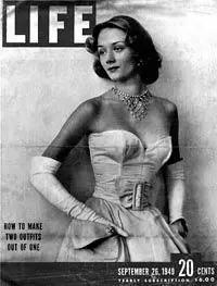 Niki登上《Vogue》、《Life》雜志封面(圖片來源于網絡)
