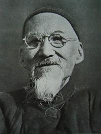 黄宾虹(1865-1955),近现代画家、学者