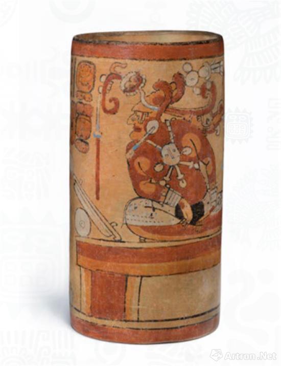 伊扎姆·卡卡伊纹陶罐