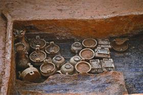 湖北苏家垄遗址出土的青铜器