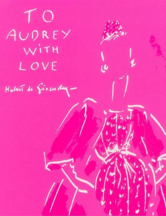 《To Audrey with Love》,有英文、法文、西班牙文三个版本
