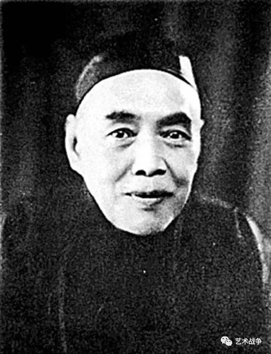 """(庞元济,""""民国六大收藏家""""之首)"""