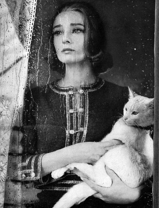 理查德·阿维顿,奥黛丽·赫本,1959
