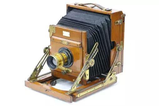 古董桑德森相机