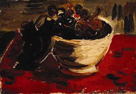 图2 《葡萄》