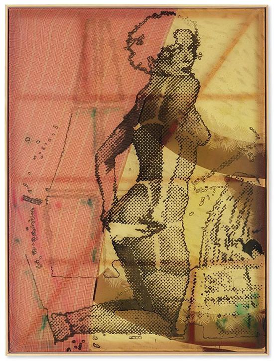 拍品编号13C西格马·波尔克(1941-2010)《B 形式》