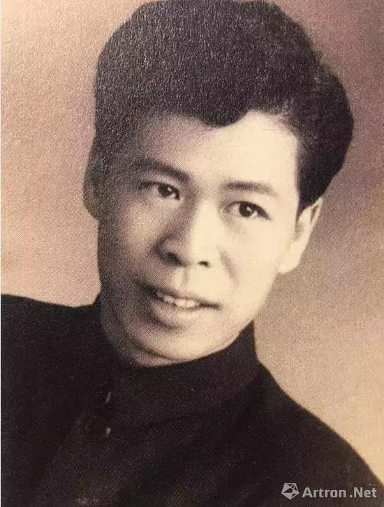 青年时期的吴三大