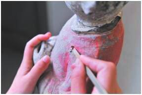 清理表面附着物、硬结物及钙盐沉积等