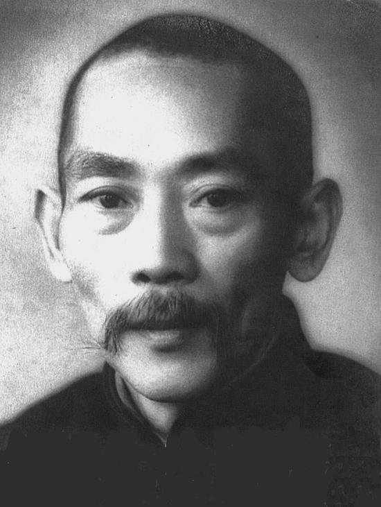 陈陶遗(1881-1946)