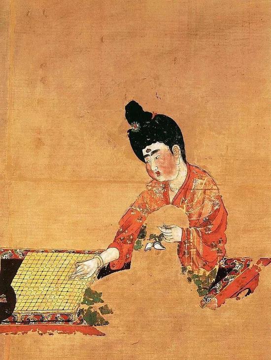 敦煌艺术中的小寒:围炉对弈 人生如棋