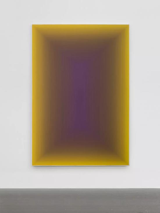 王光乐 《181004》 2018 布面丙烯 230 cm × 160 cm ? Wang Guangle