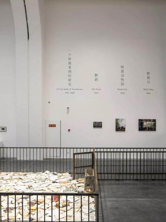 去现场看展,才会发现徐冰先生不同时期创作的作品有着非常丰富精彩的看点。