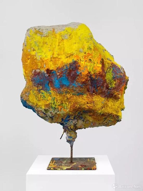 弗朗兹·韦斯特(Franz West),《无题》,2010/2011