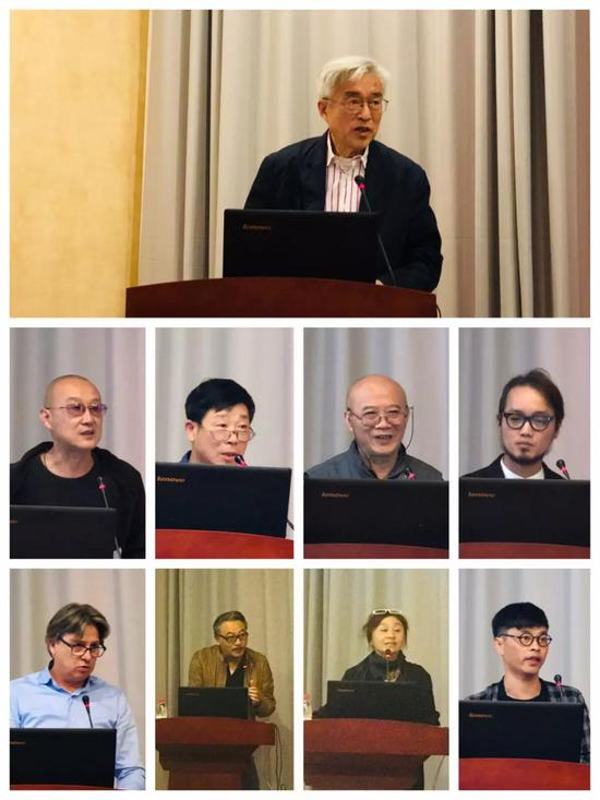 原建设部副部长、现中国建筑学会会长宋春华和诸位专家学者分别就论坛主题发言