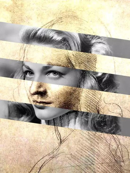 """达·芬奇的""""女人""""和劳伦·巴考尔的头"""