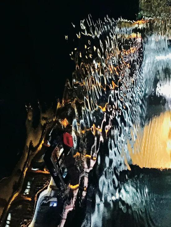 江滨 凤凰梦幻 摄影