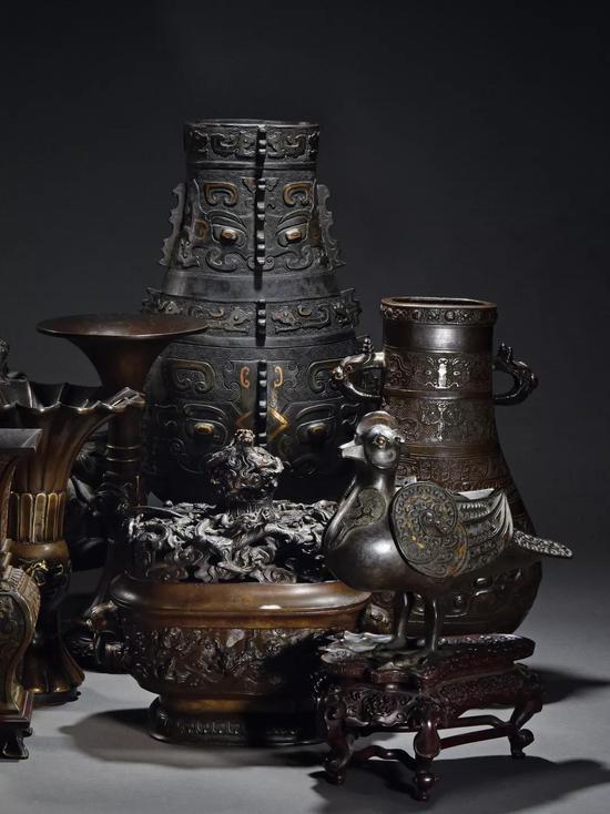 元明清铜器珍赏
