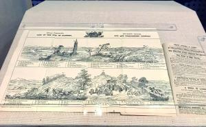 英国博物馆的宣传册里有大报恩寺