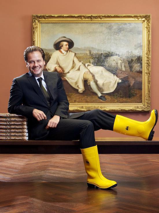 马克斯·霍莱因,纽约大都会艺术博物馆现任馆长