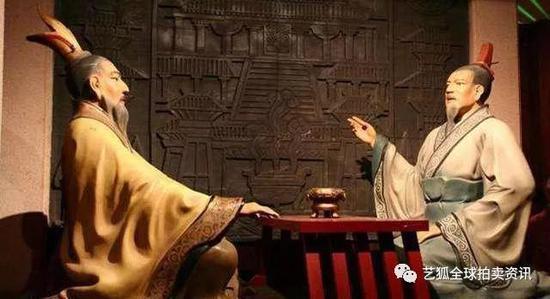 齐桓公与管仲