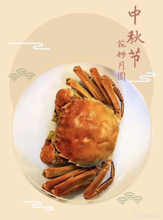 丰子恺酷爱吃大闸蟹
