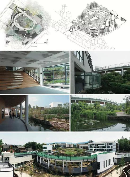 娄永琪 重庆梁平新金带小学 设计