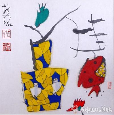 张桂铭作品